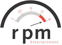 RPM ENTERTAINMENT LOGO