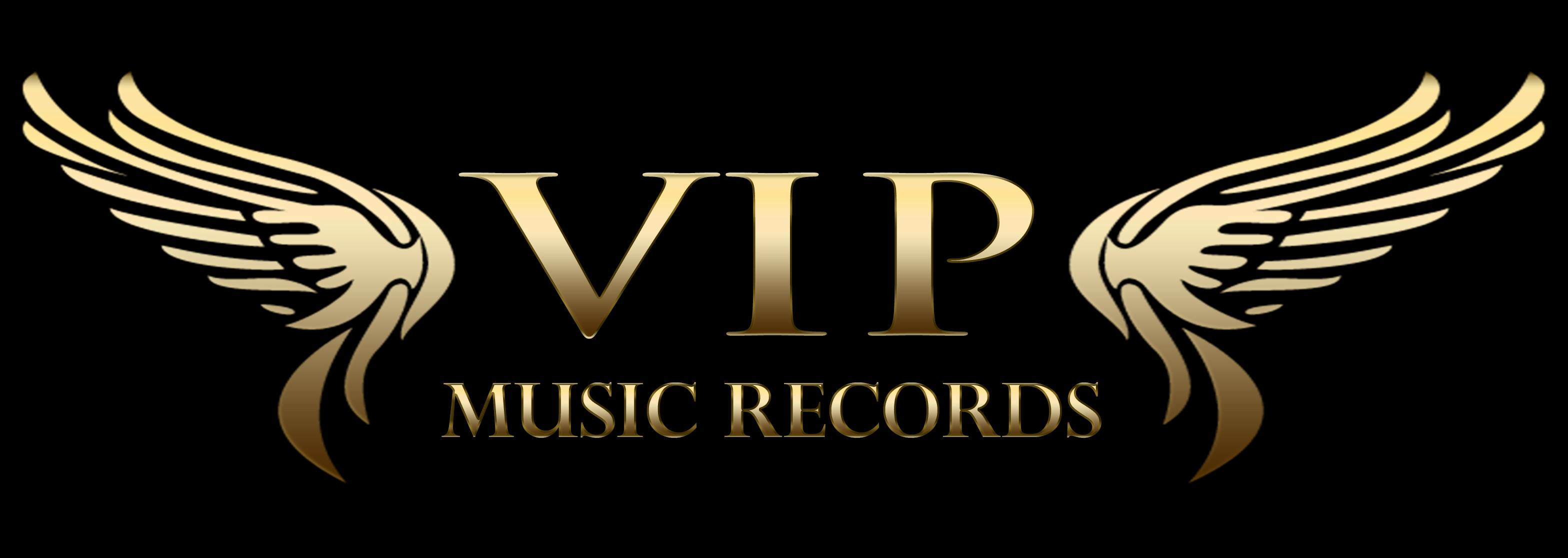 VIP Music Records LOGO